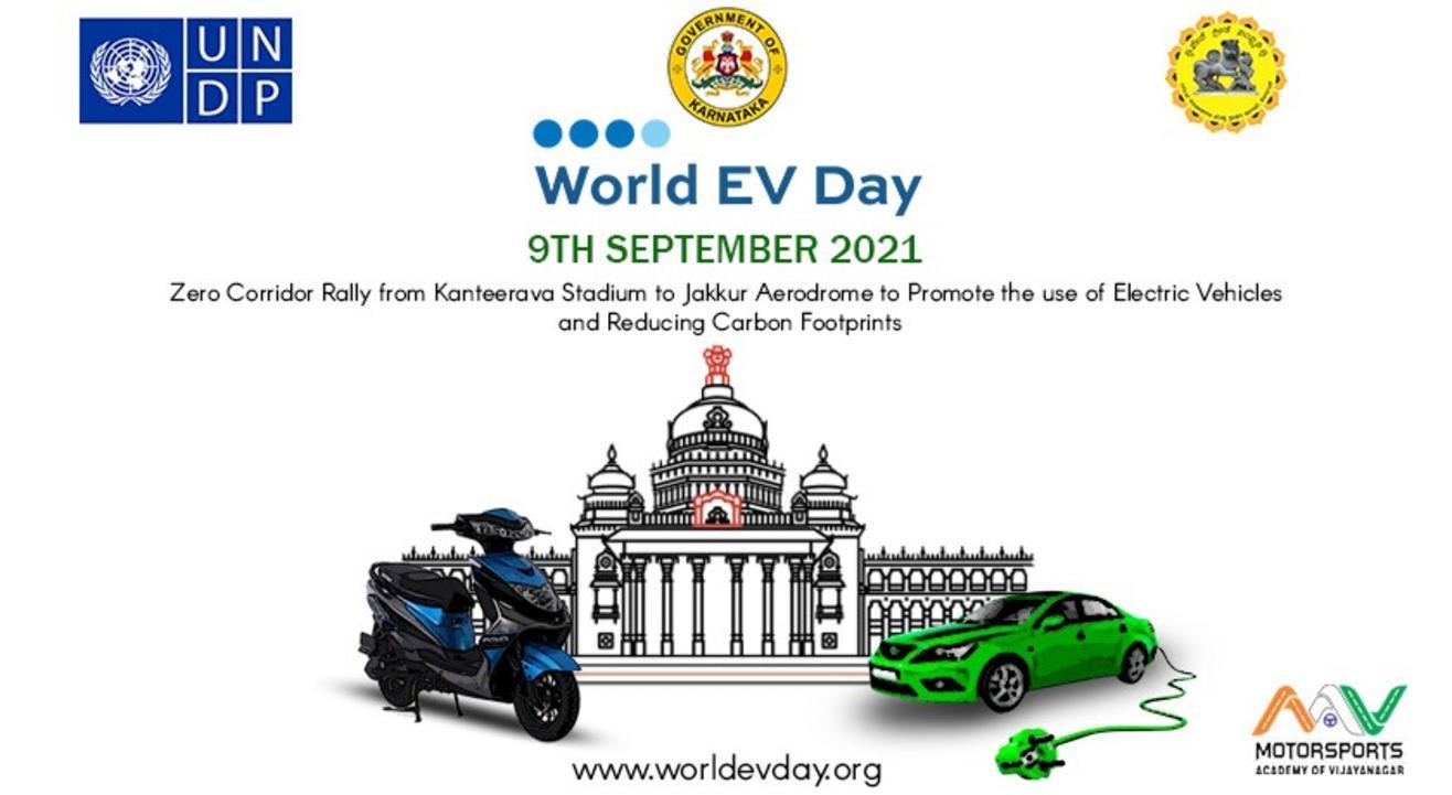 World EV Day 2021-Rally