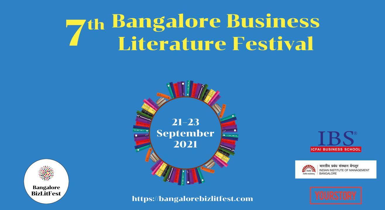 7th Bangalore Business Literature Festival