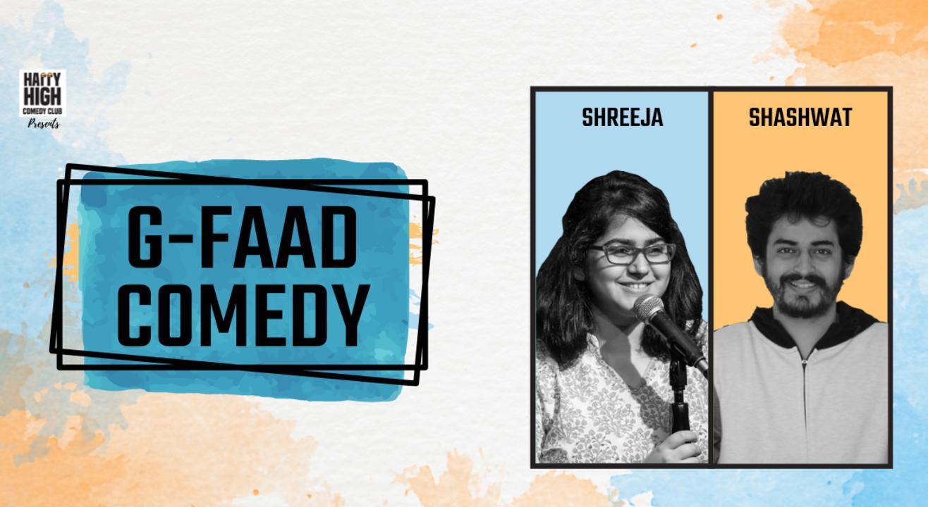 G-Faad Comedy Ft. Shreeja & Shashwat