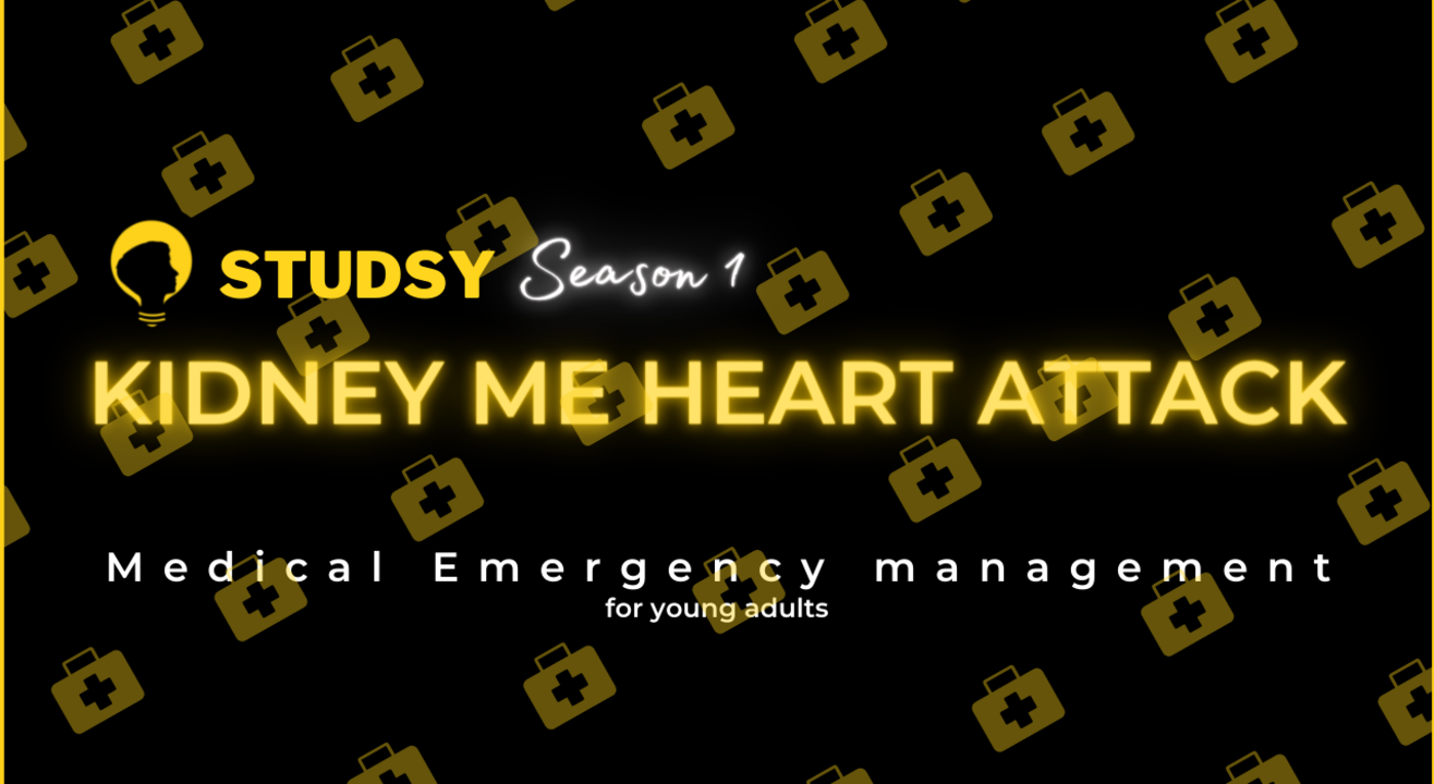 Medical Emergency Management (First Aid) for Young Adults : an interactive session by Studsy