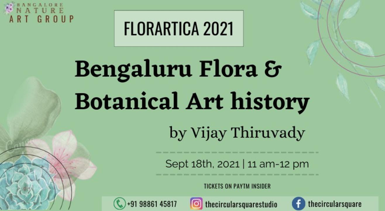 Bengaluru Flora & Botanical art history