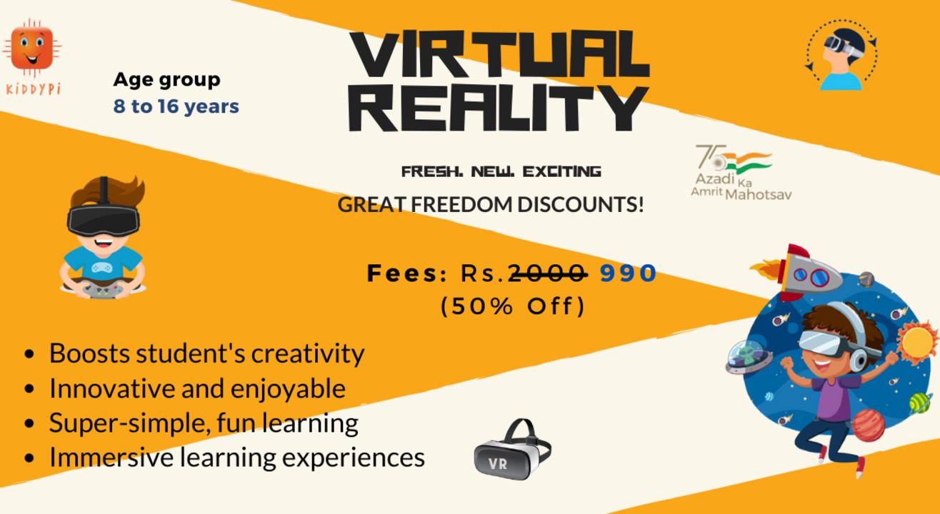 Virtual Reality Magic by KiddyPi