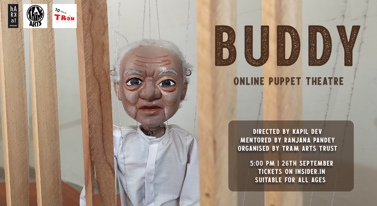 BUDDY - Online Puppet Theatre