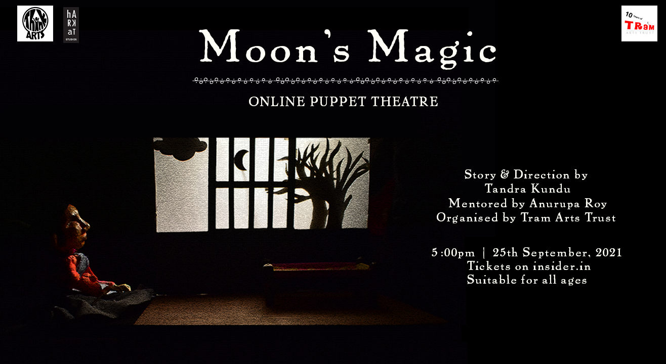 Moon's Magic - Online Puppet Theatre