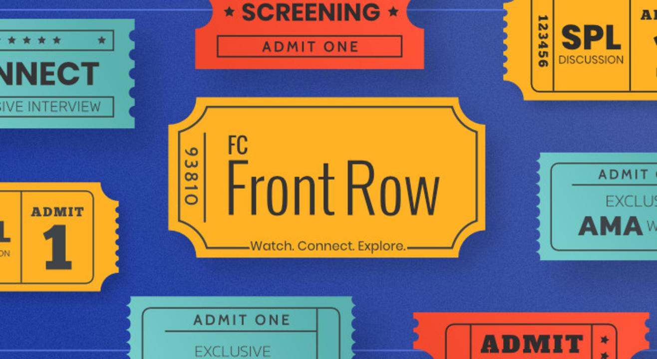 FC Front Row Membership