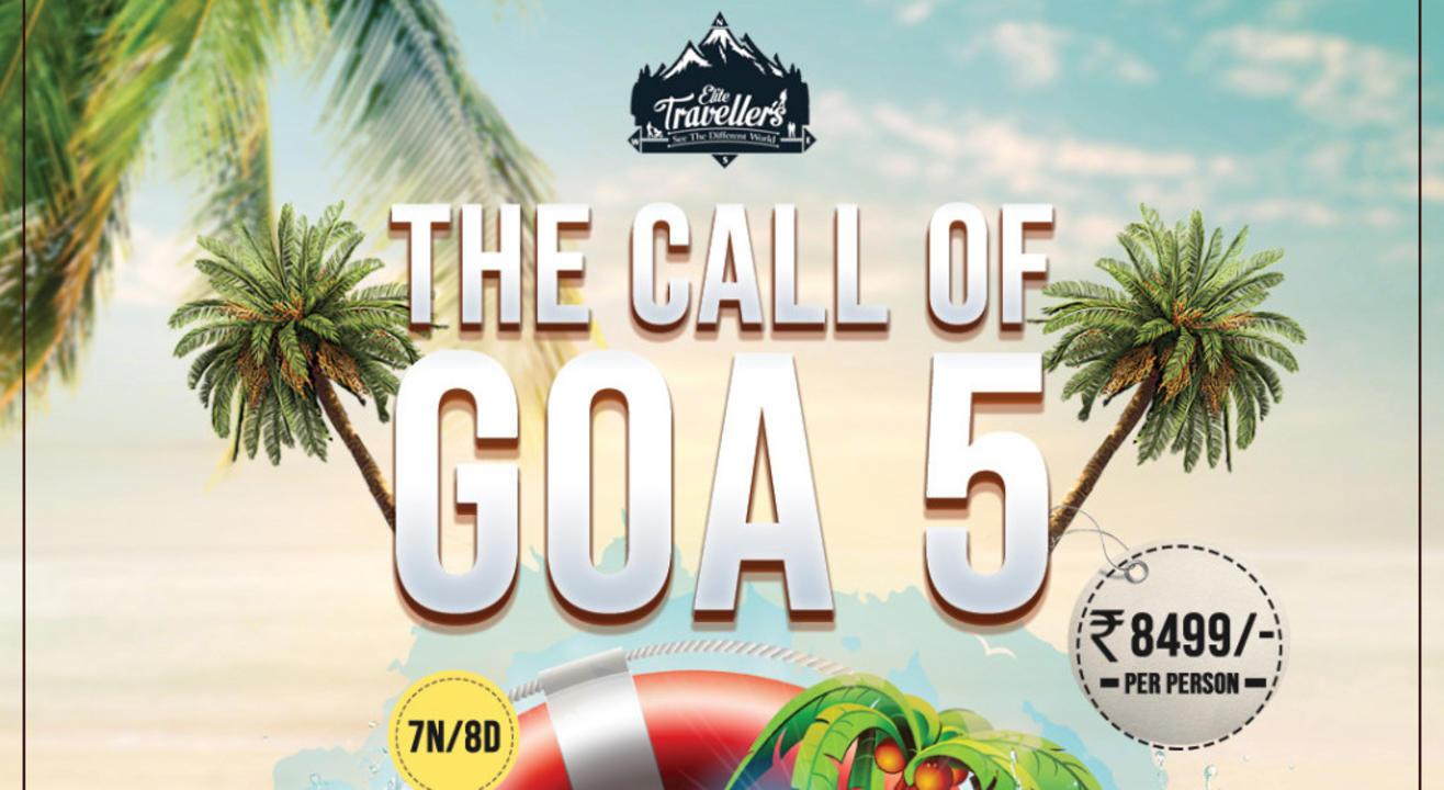 The Call Of Goa -5