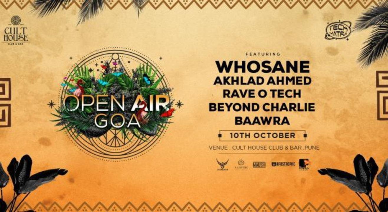 Open Air Pre-Party