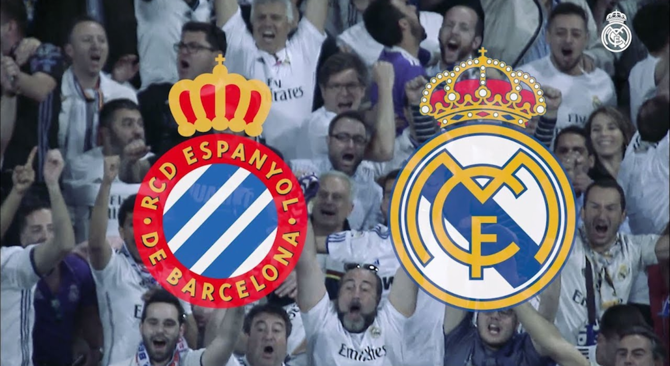 Espanyol vs Real Madrid   Live Screening