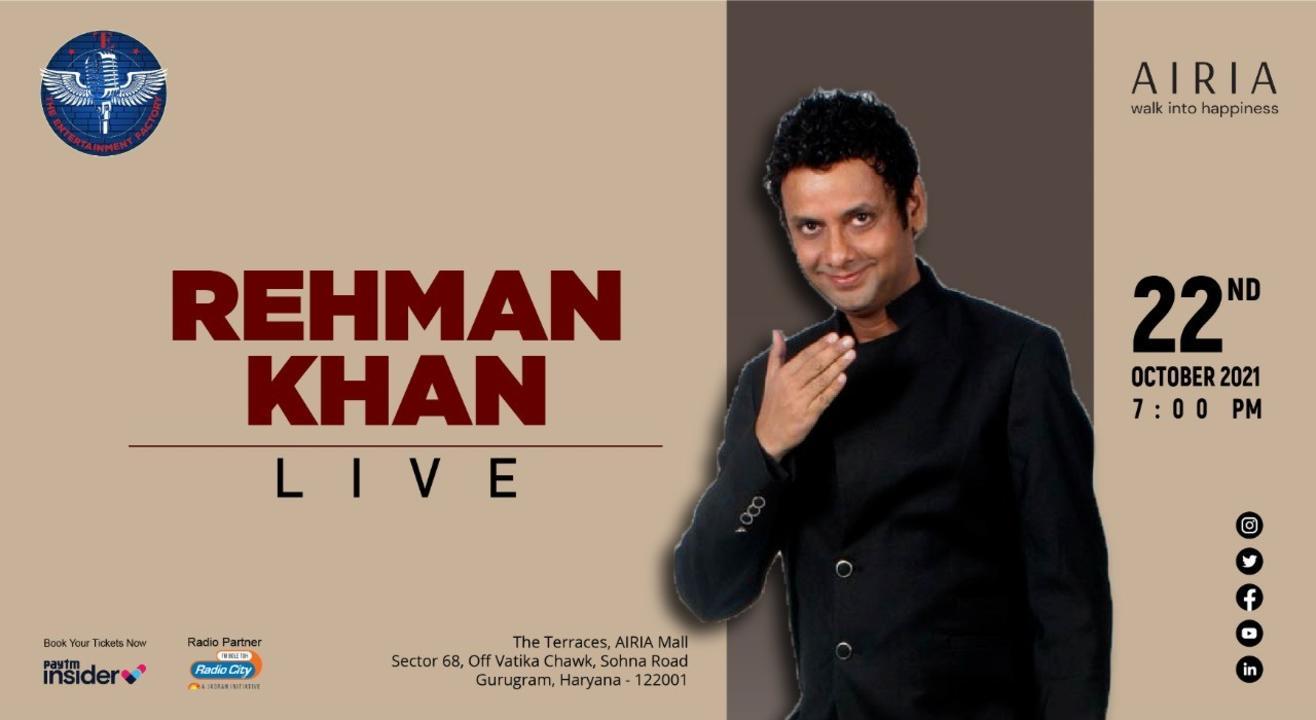 Rehman Khan Live