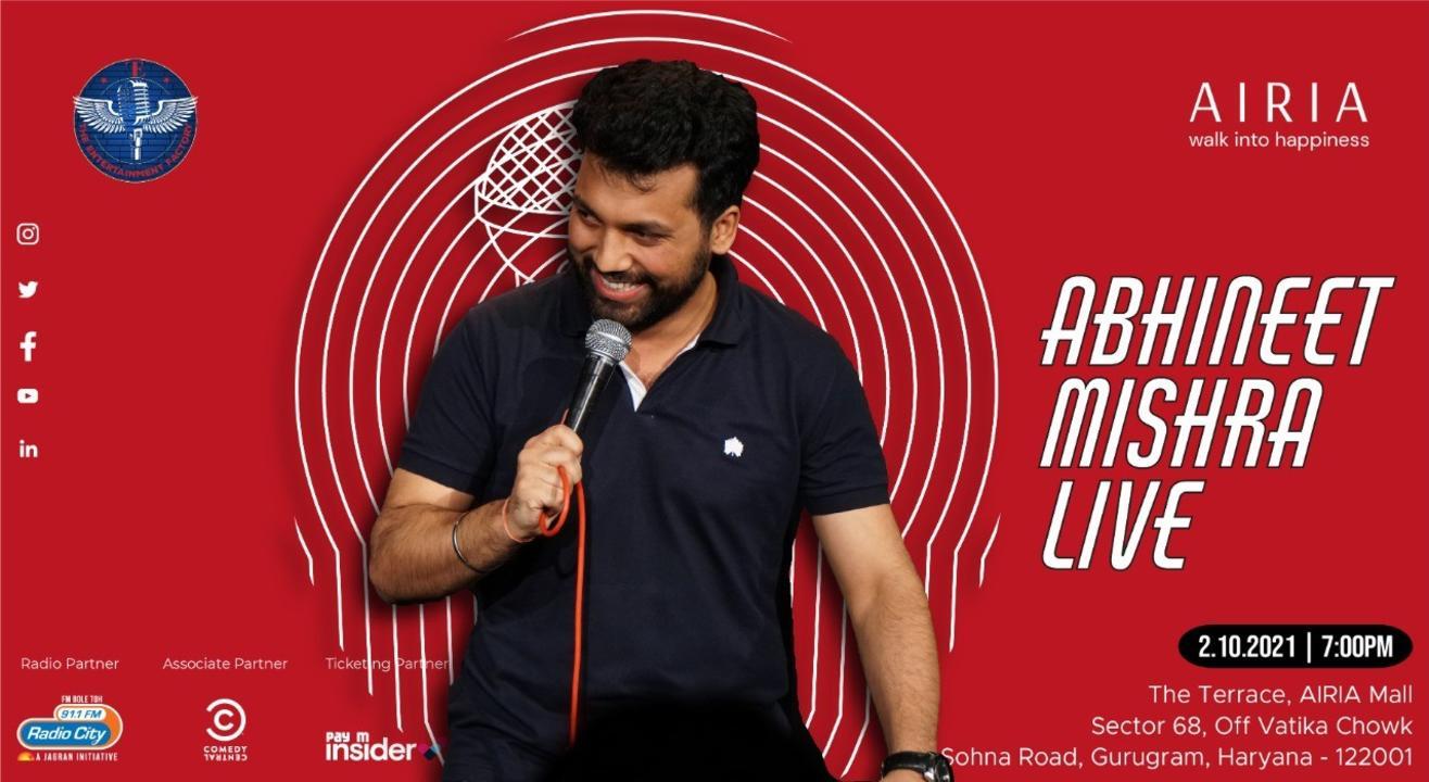 Abhineet Mishra Live