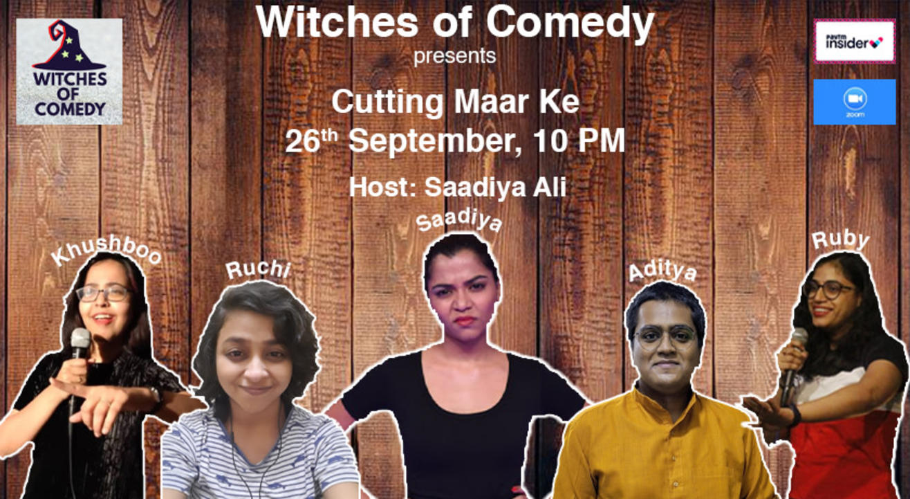 Witches of Comedy - Cutting Maar Ke