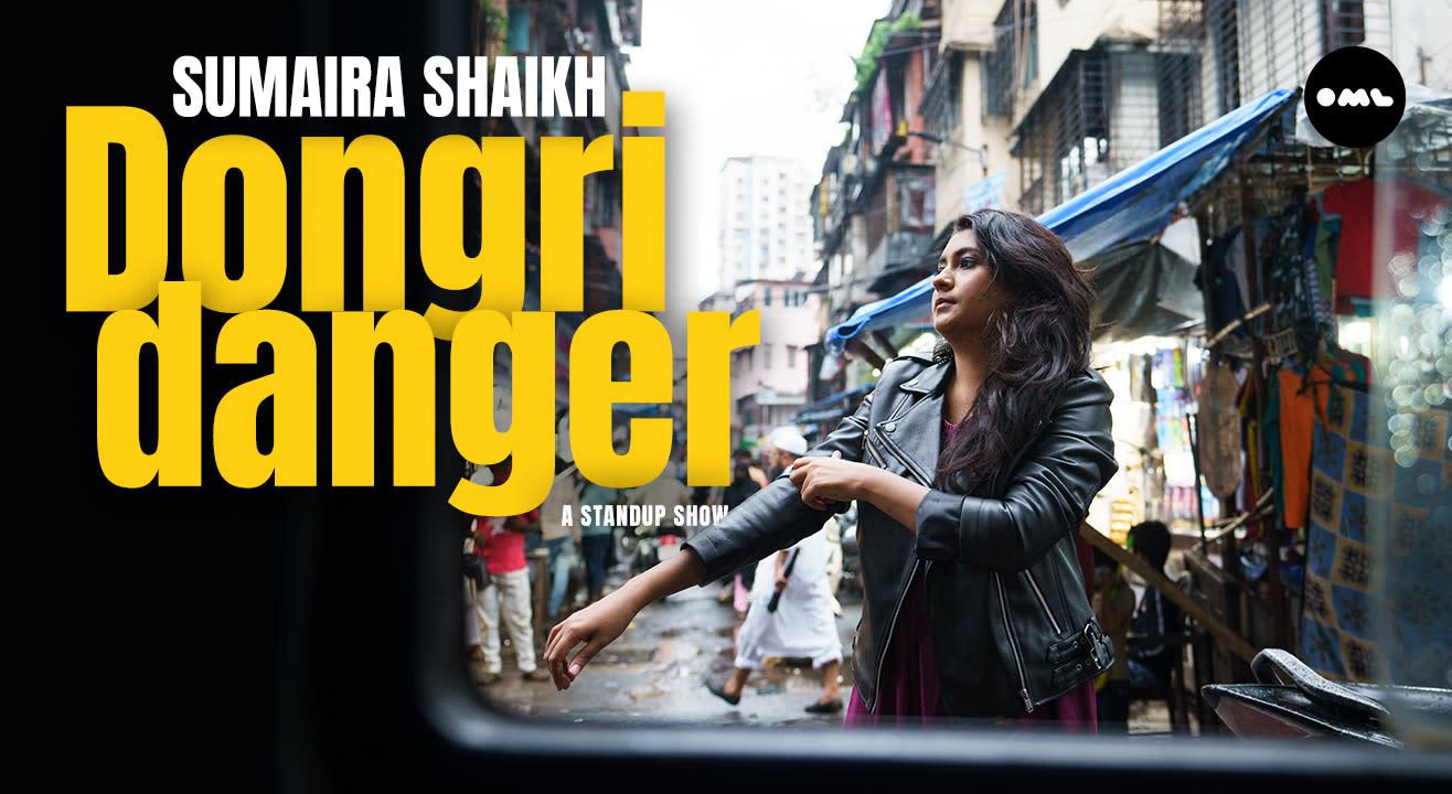 Dongri Danger Live by Sumaira Shaikh - Ahmedabad