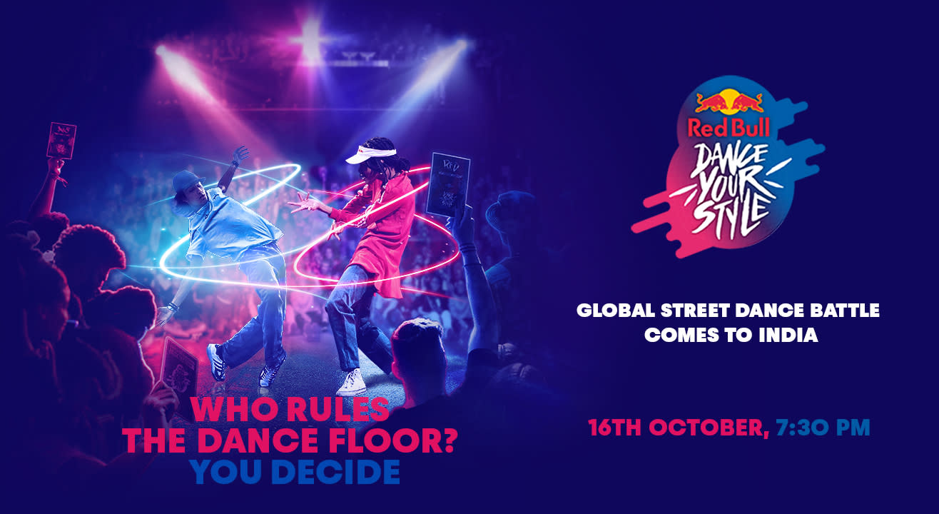 Red Bull Dance Your Style India