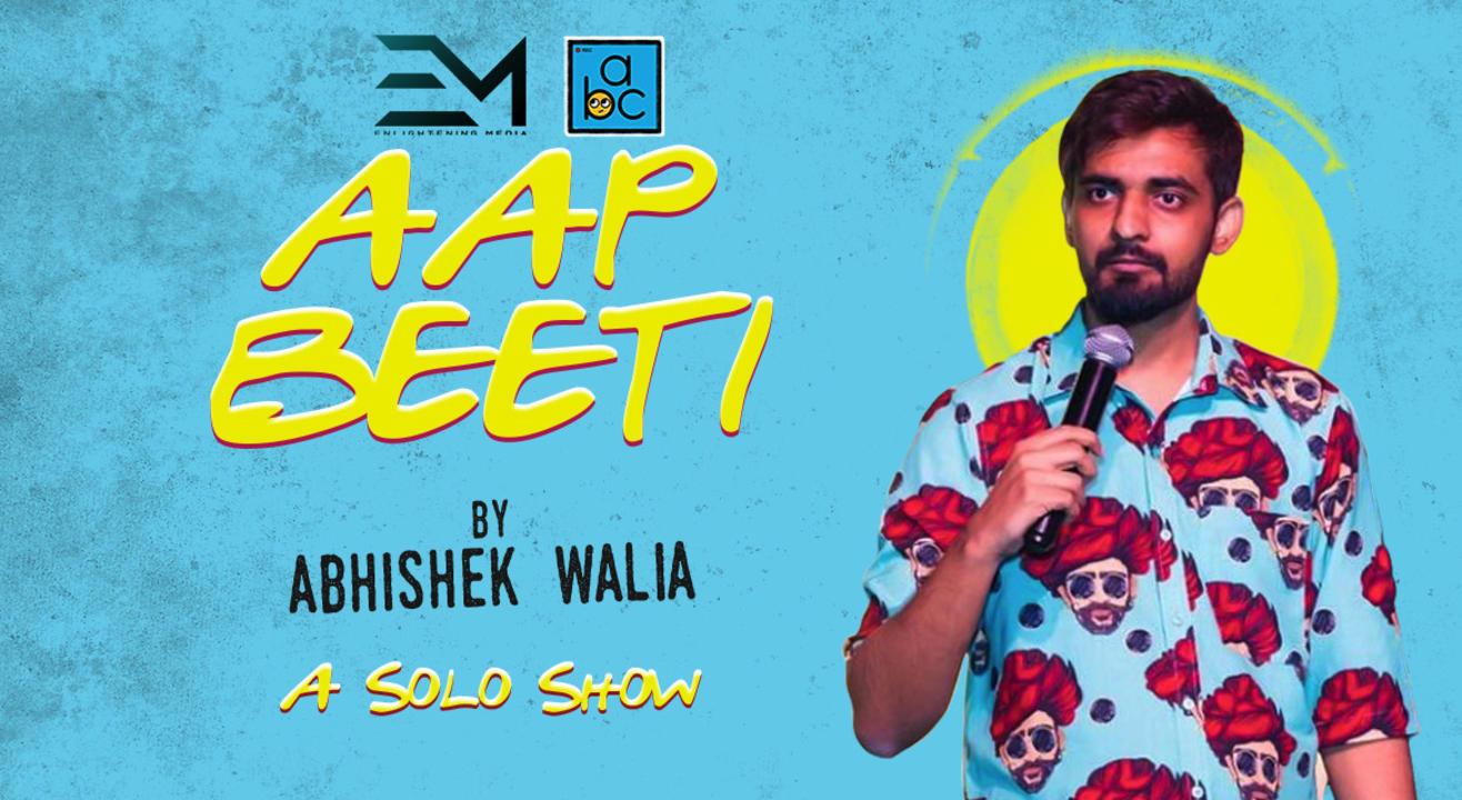 Aap Beeti : A Solo Show By Abhishek Walia