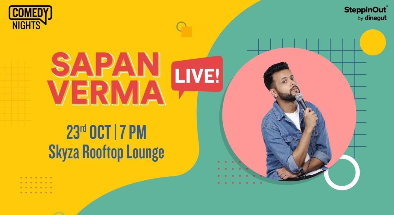 Sapan Verma Live in Jaipur