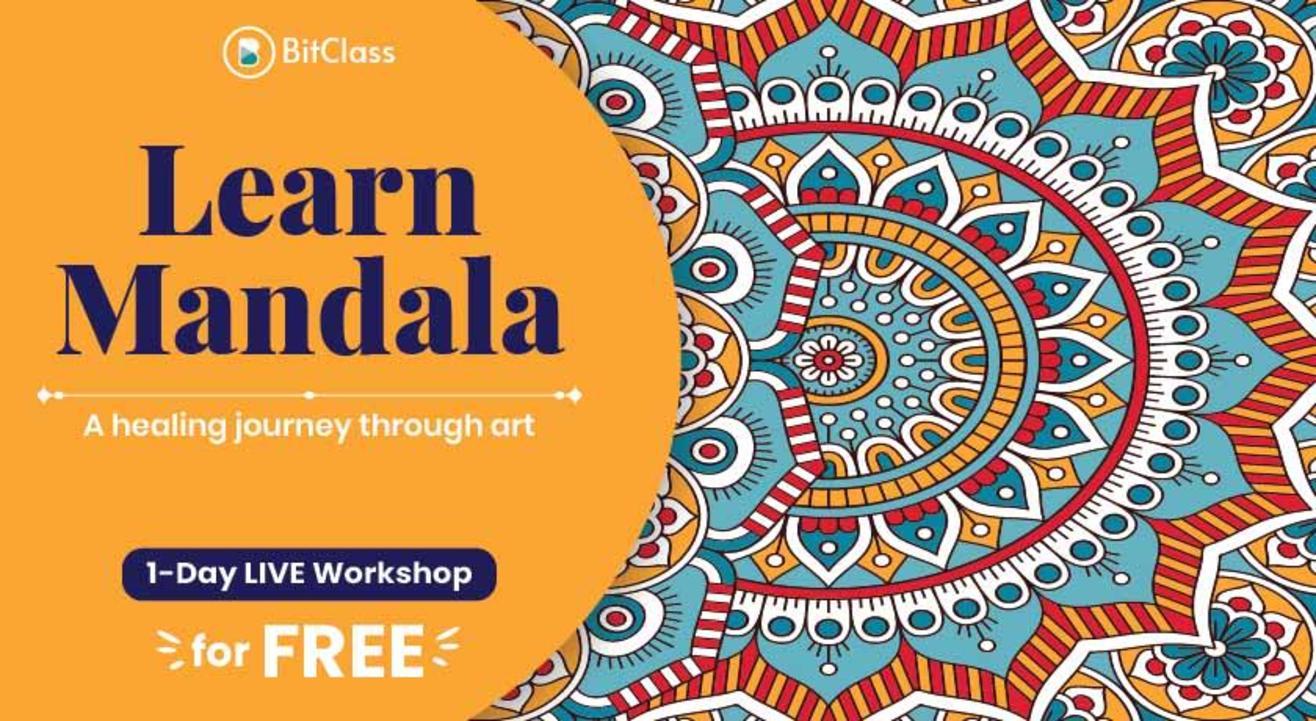 Mandala Art Form | Relieve Your Stress