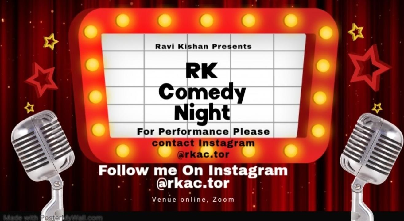 RK COMEDY NIGHT