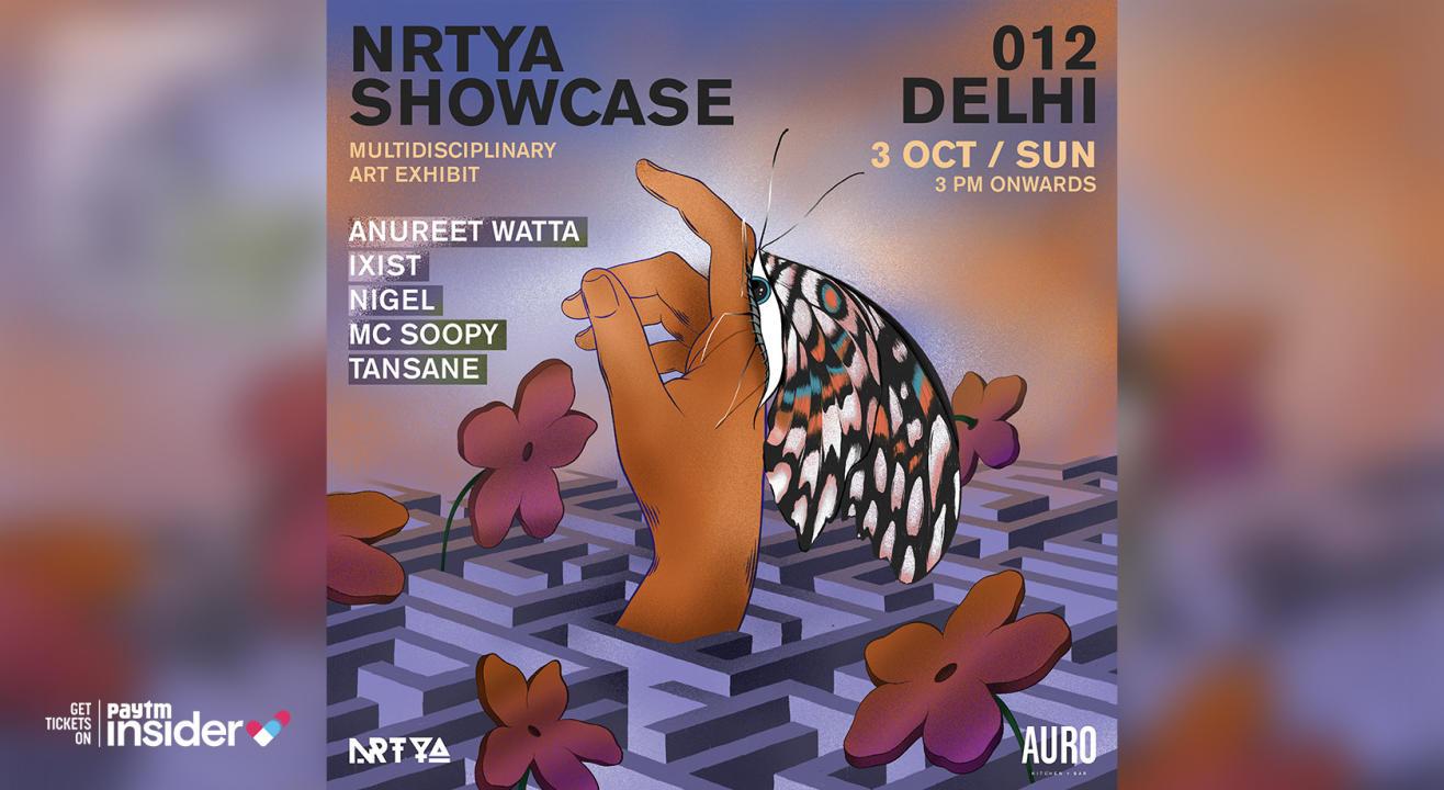 nrtya Showcase 012 at Auro, New Delhi