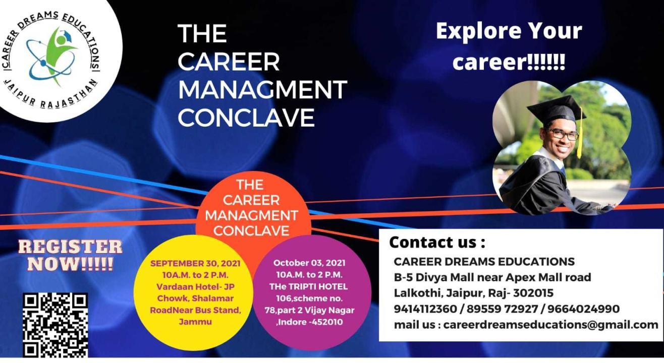 AARAMBH- Career Management Conclave