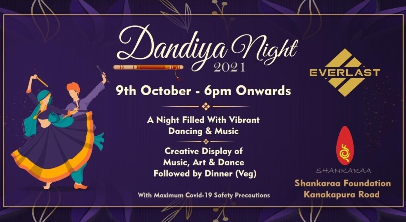 Dandiya Night 2021