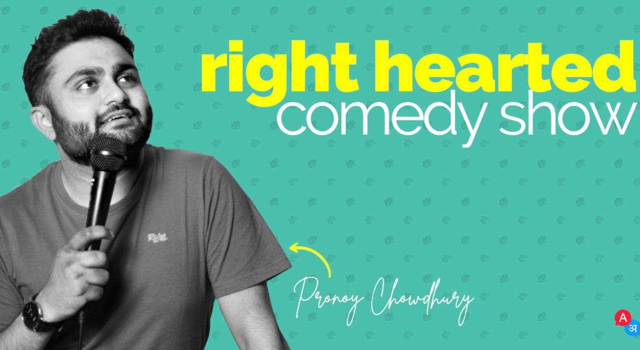 The Right-hearted Show- 30 mins