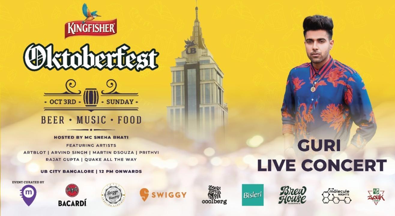 OKTOBERFEST Bangalore 2021