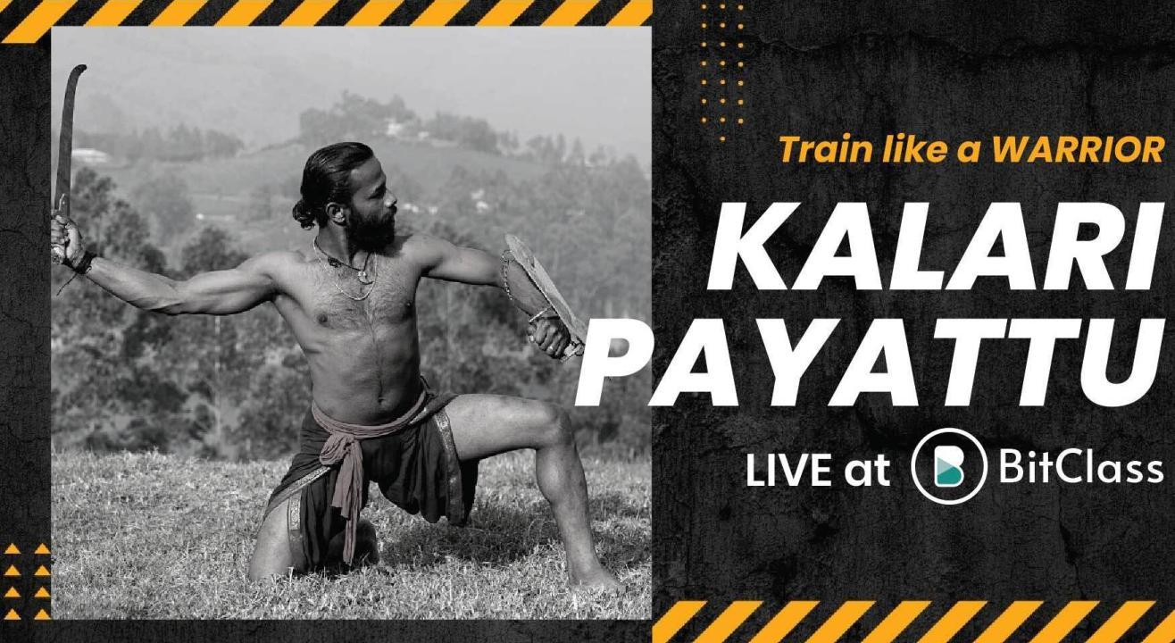 Kalaripayattu - Indian Martial Art   Full Course