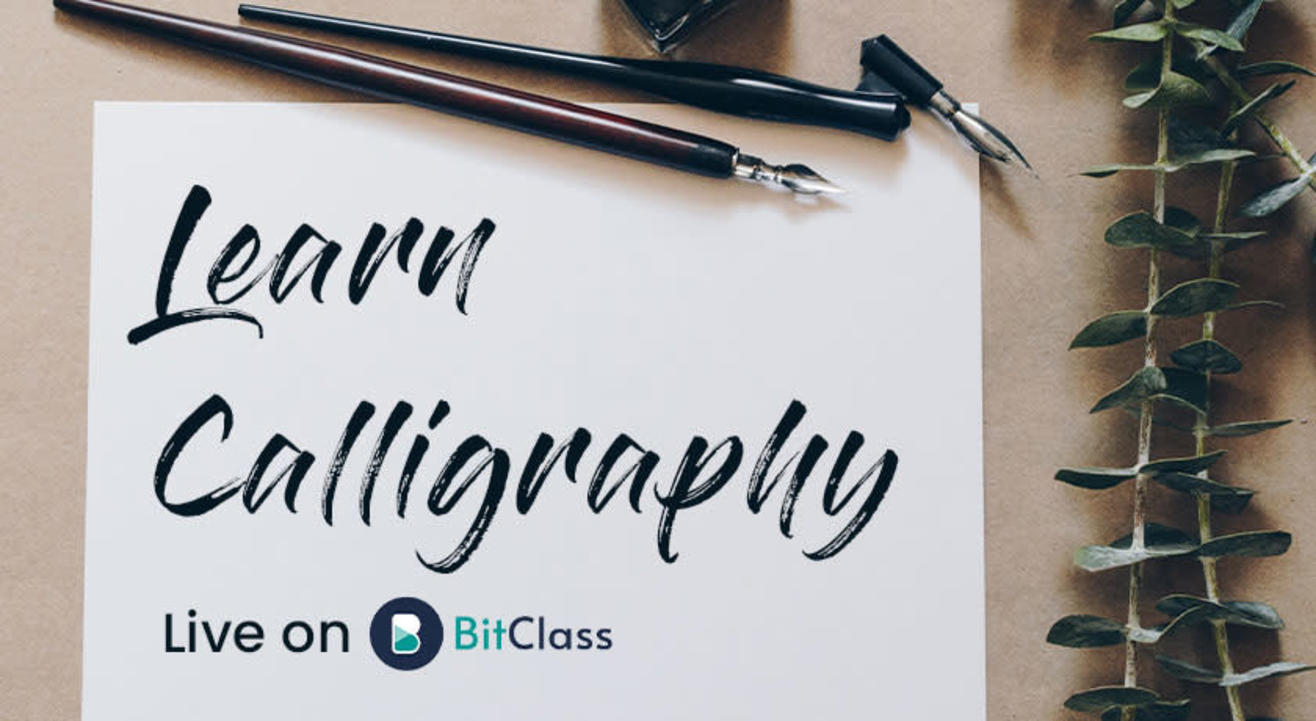 Learn Calligraphy | The Art Of Beautiful Handwriting