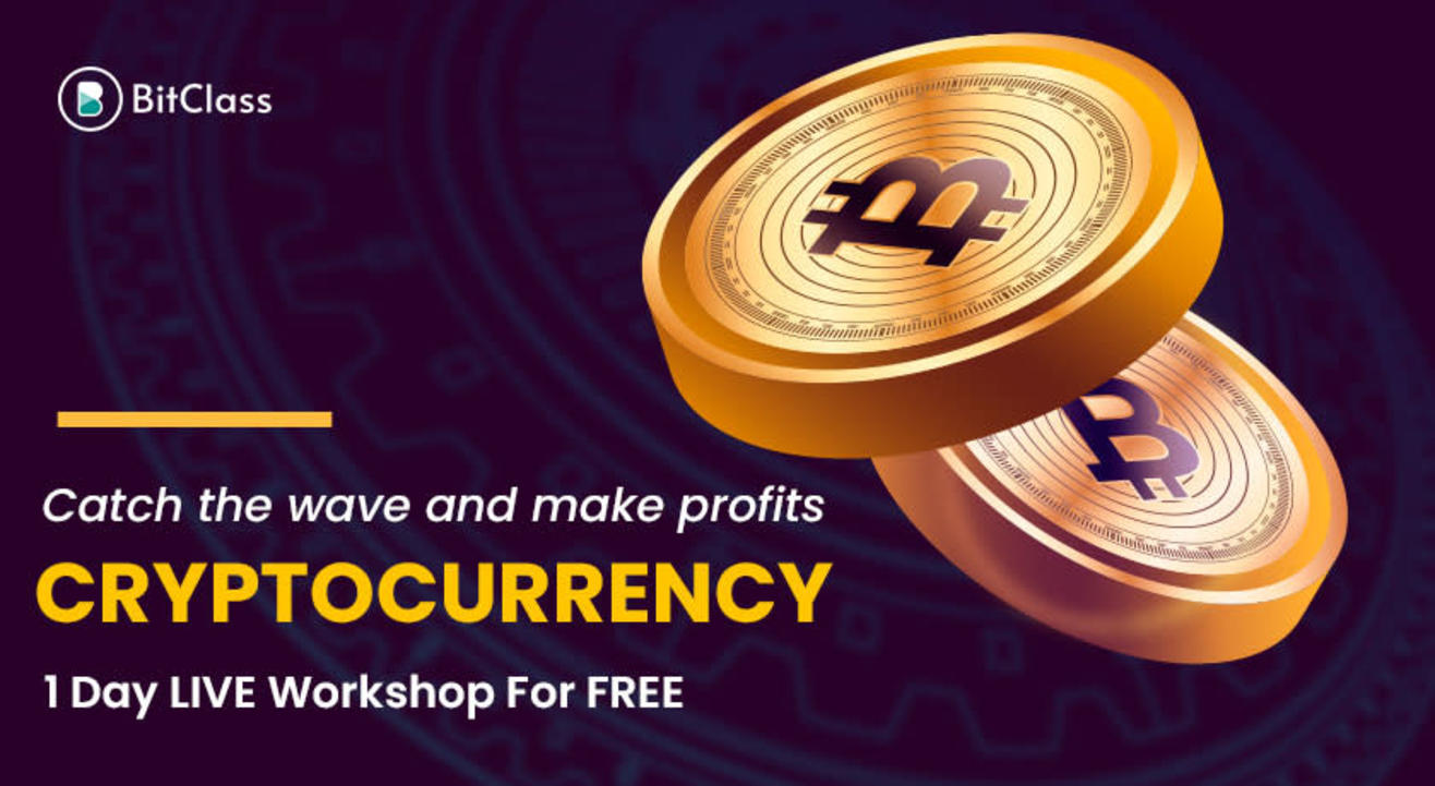Cryptocurrency Mastery   Workshop For Beginners
