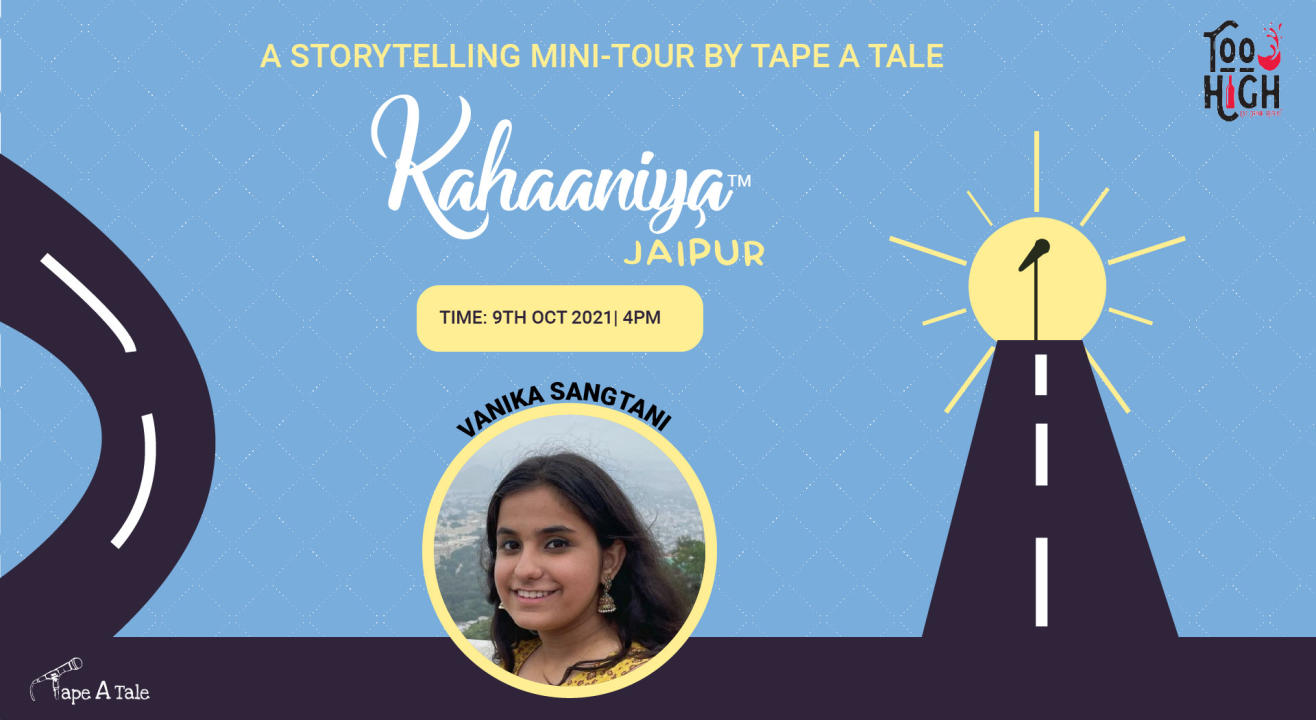 Kahaaniya - Jaipur | A Storytelling Show By Tape A Tale