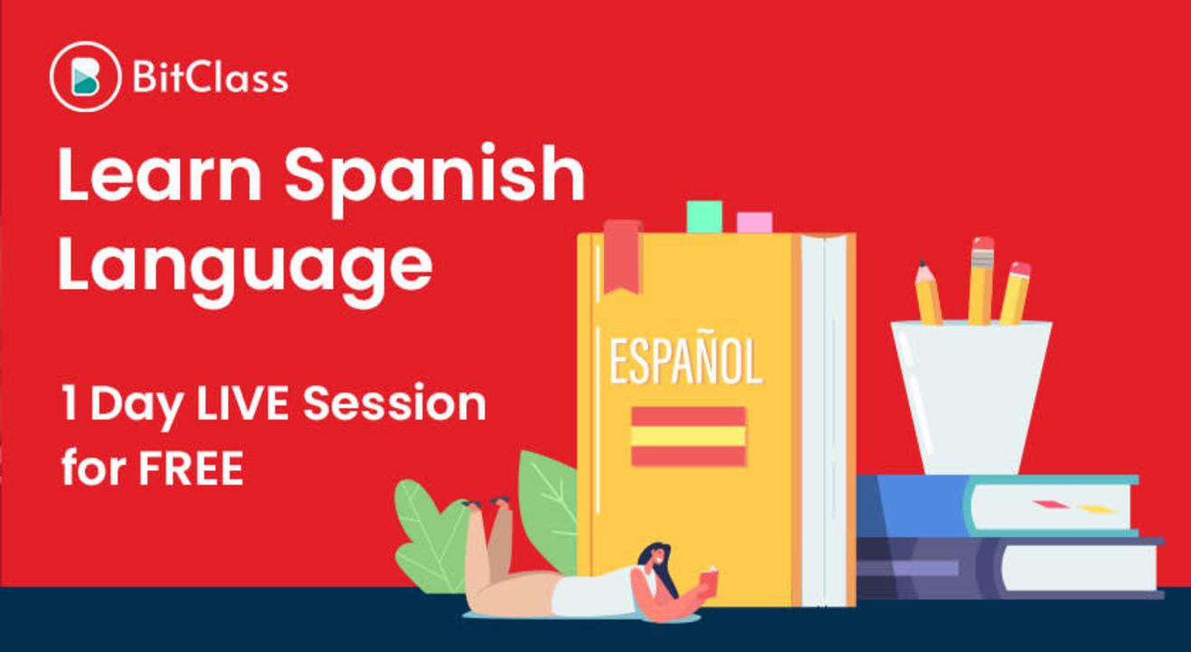 Spanish Language Workshop   Free