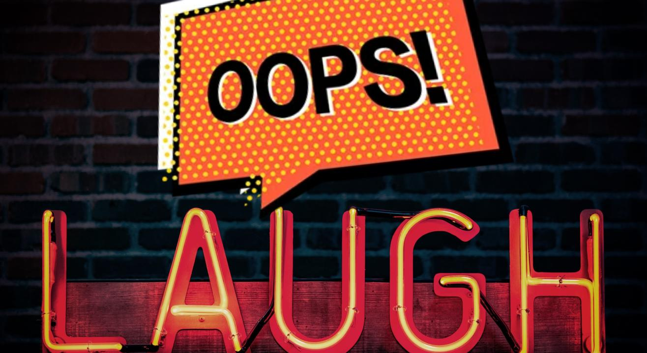 Oops laugh Comedy night