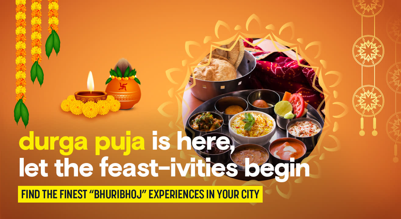 Celebrate Durga Puja with these Events in Kolkata