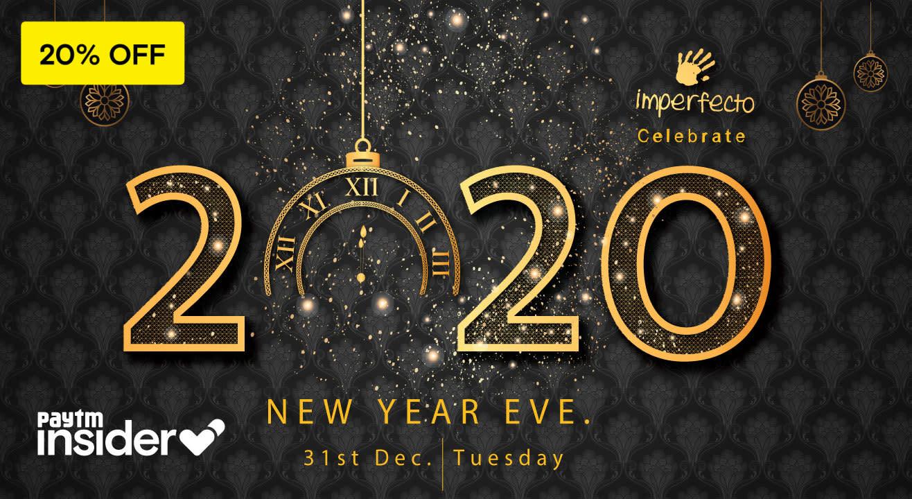 New Year 2020 @ Imperfecto, Gardens Galleria