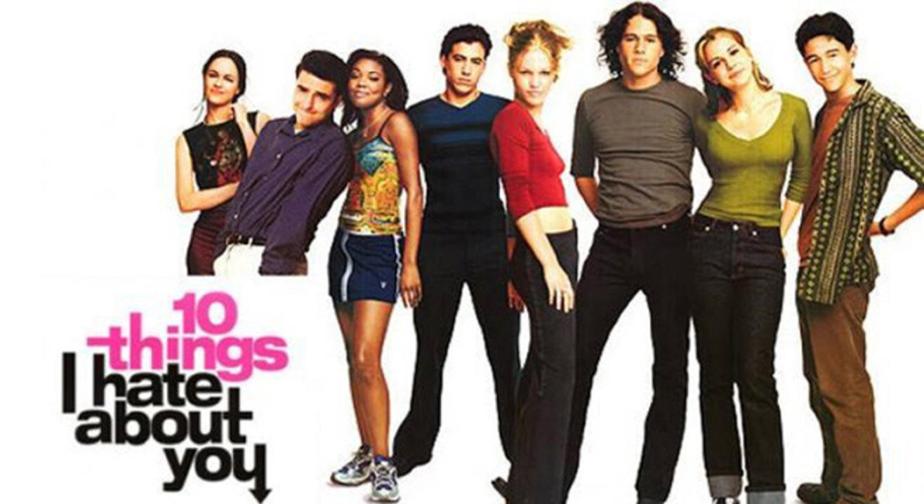 Screening of 10 Things I Hate About You // Valentine's Day