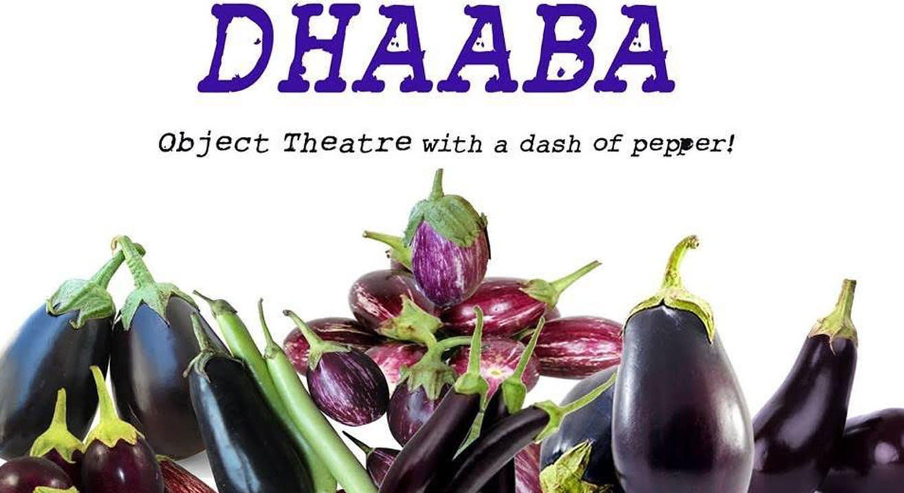 Dhaaba-Object Theatre in the Kitchen