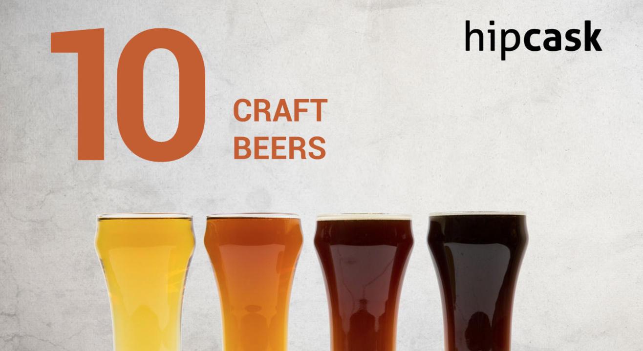 Hipcask Craft Beer Passport