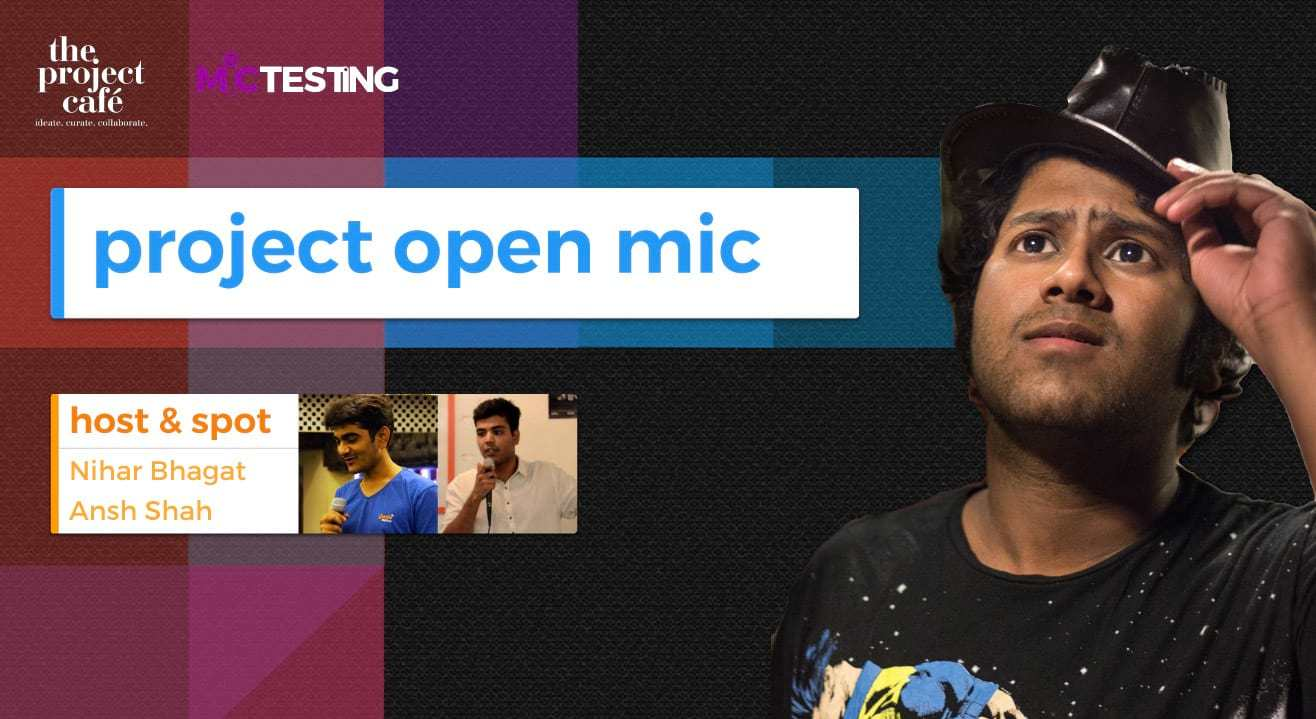 Project Open Mic