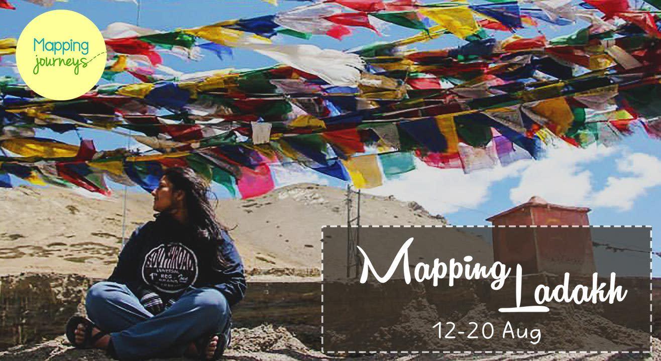 Mapping Ladakh