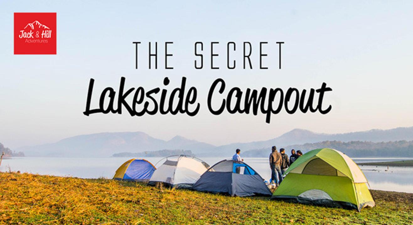 The Secret Lakeside Campout