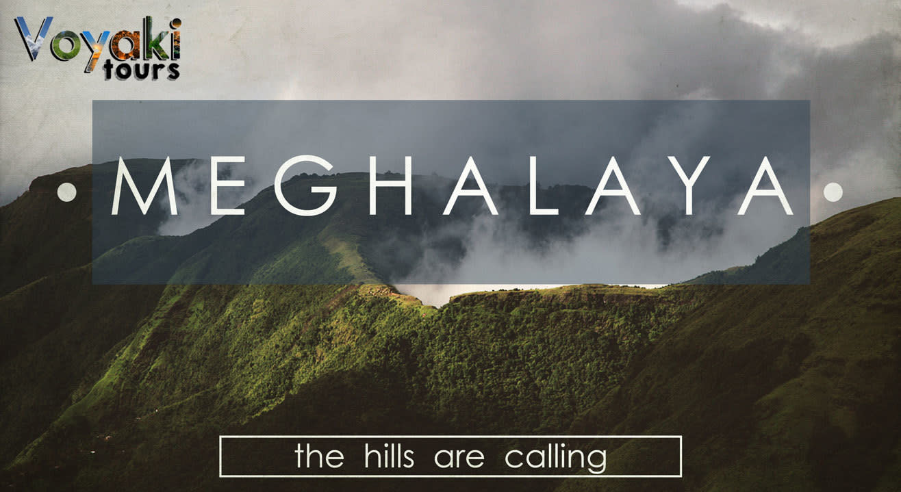 Meghalaya with Voyaki