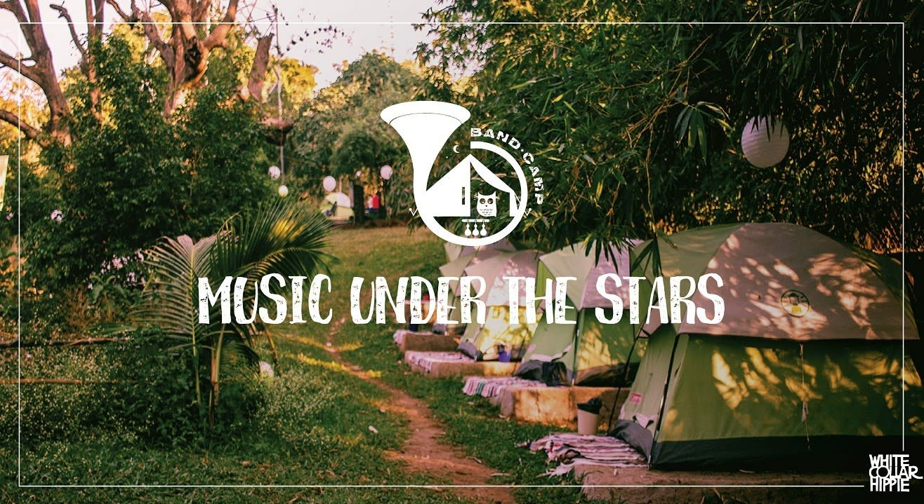 BandCamp- Music Under The Stars