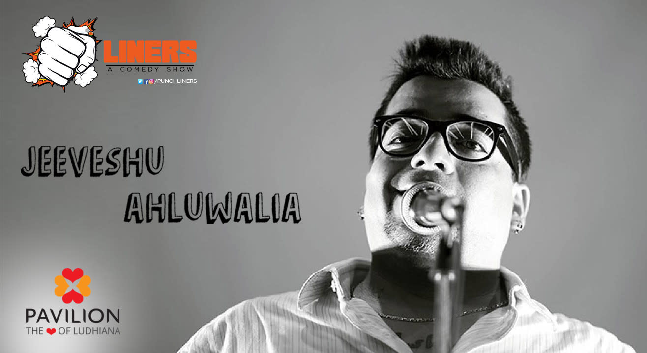 Punchliners with Jeeveshu Ahluwalia