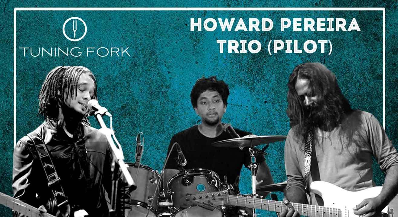 The Raconteur Sessions Feat. Howard Pereira Trio (Pilot)