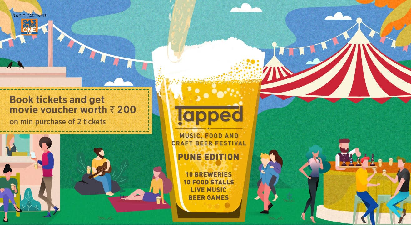 Book Cover Craft Beer Festival : Book tickets to tapped music food craft beer festival