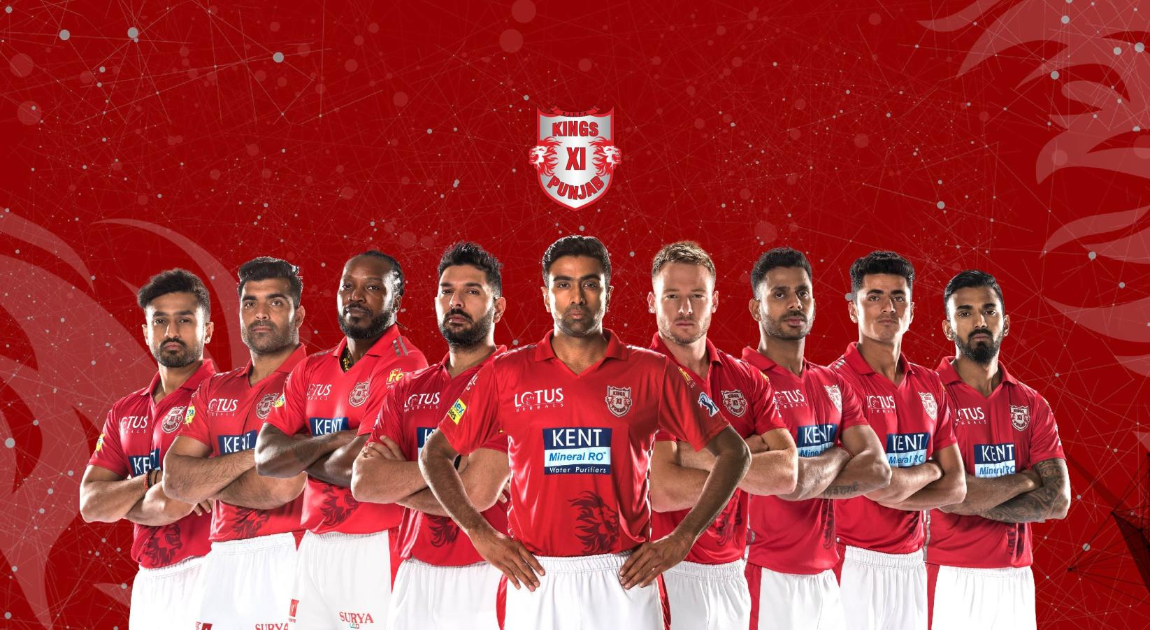 Kings XI Punjab: VIVO IPL 2018