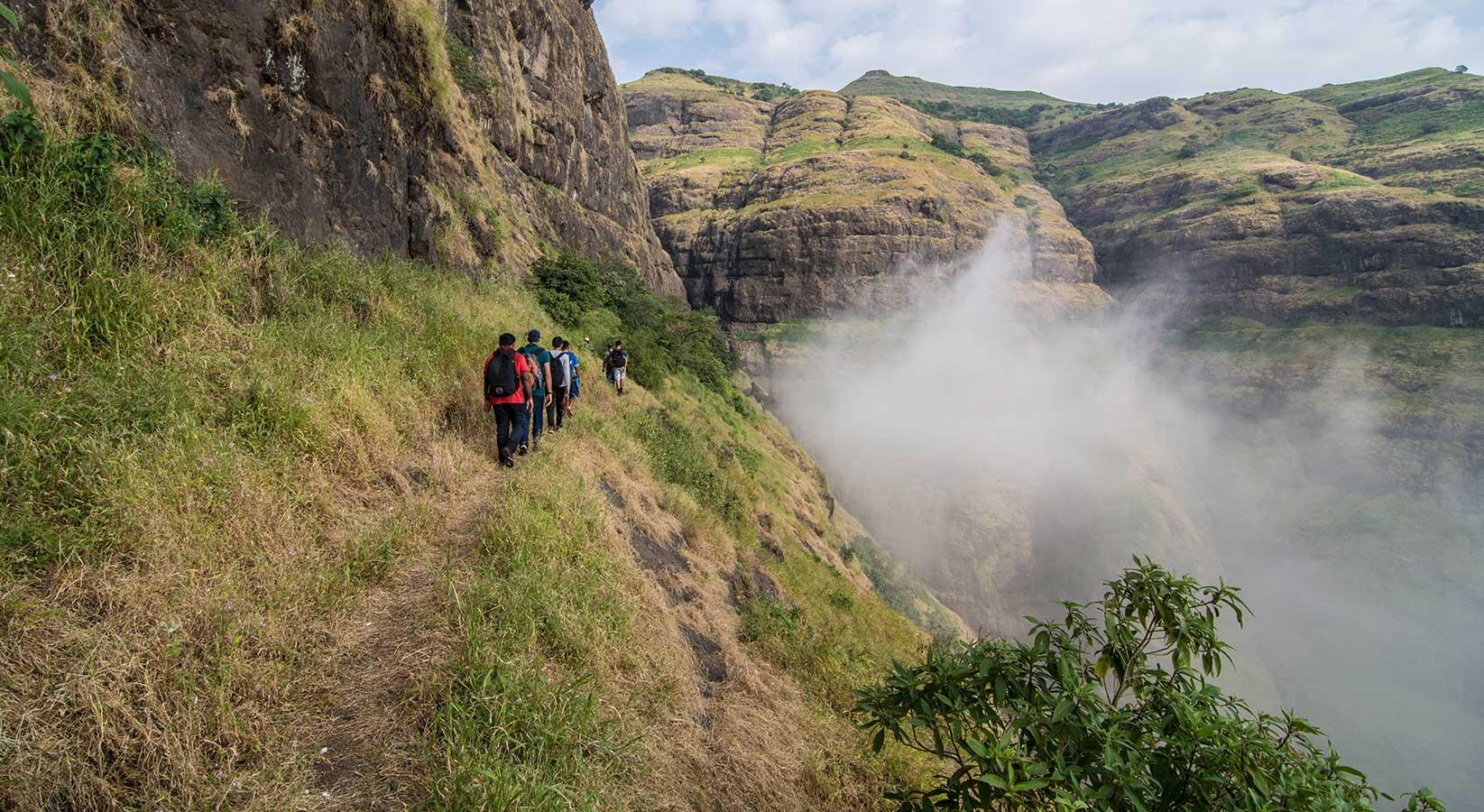 Kalsubai Is An Easy Trek Up Maharashtra's Tallest Peak