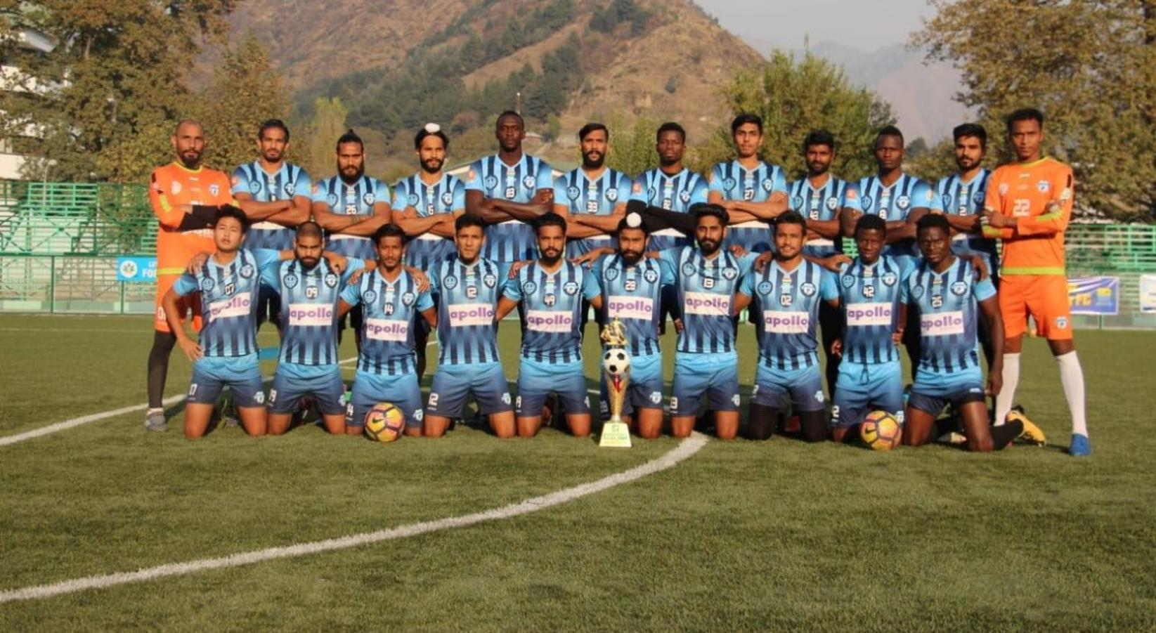 Watch Minerva Punjab FC's Home Matches in Hero I-League 2018-19
