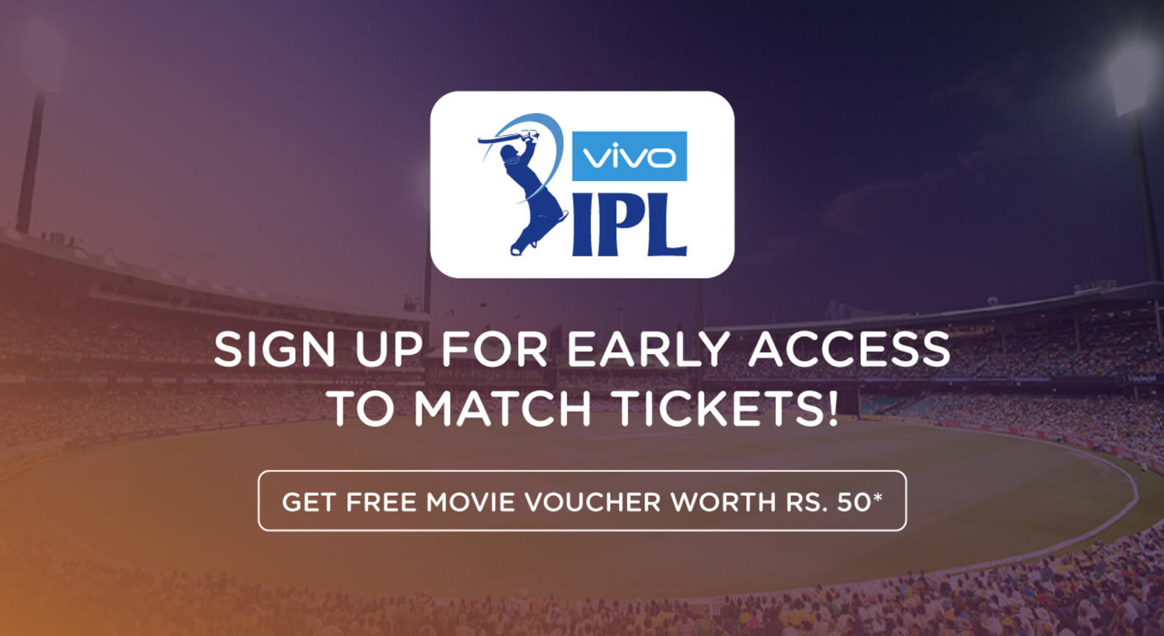 VIVO Indian Premier League (IPL) 2019: Tickets, squads, schedule & more