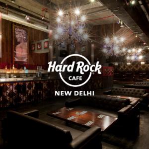 Hard Rock Cafe, Saket Delhi